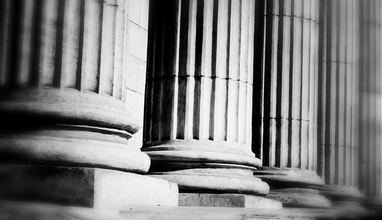 Columns of State Supreme Court